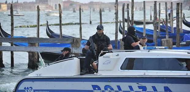 Sicurezza Antiterrorismo a Venezia
