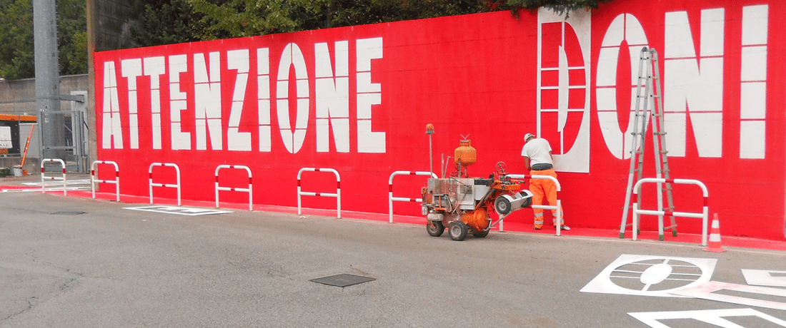 Segnaletica stradale di sicurezza Venezia Treviso Padova Vicenza