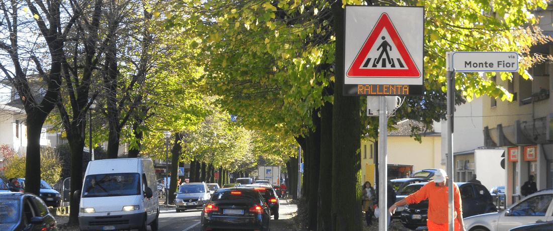 Segnaletica stradale verticale Venezia Treviso Padova Vicenza