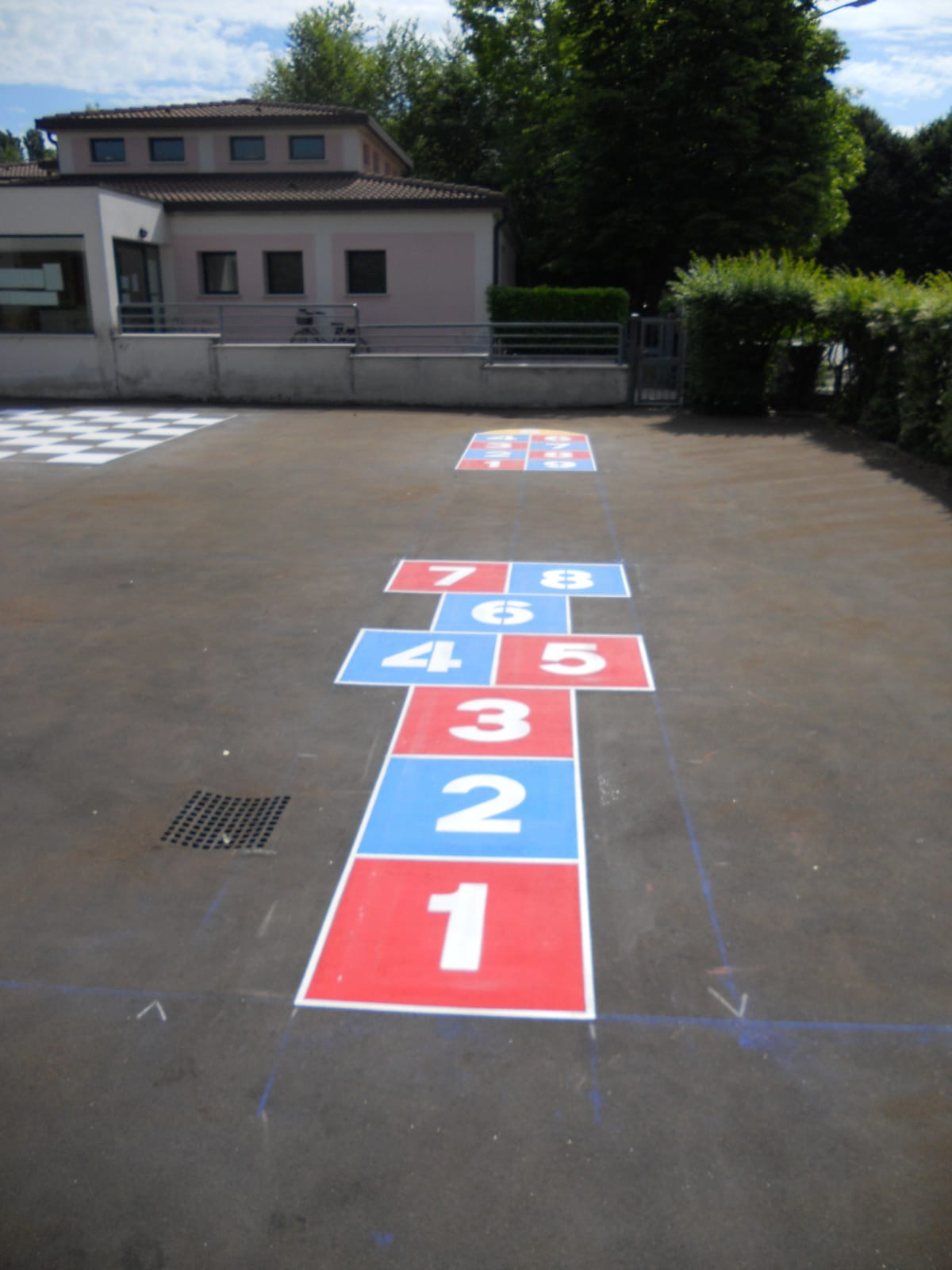 Segnaletica Scuola elementare