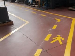 Segnaletica di sicurezza sul posto di lavoro